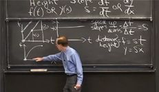 Professor Gilbert Strang has created a series of videos to show ways in which calculus is important in our lives.