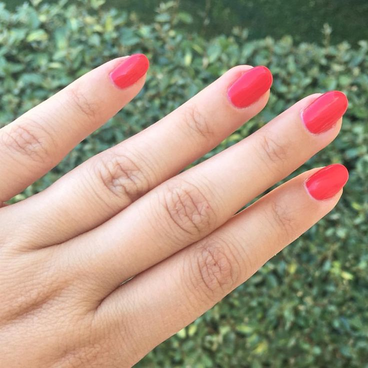 "27 Likes, 2 Comments - Beauty-Full Lifestyle (@beauty.full.lifestyle) on Instagram: ""@opi_products GelColour in Cajun Shrimp: a new favourite nail polish! I have been doing gel/…"""
