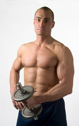Increase Muscle Volume Naturally