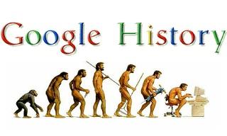 Google History Web geçmişinizi temizleme