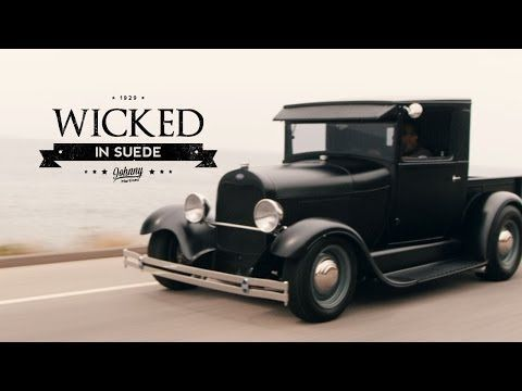 1928 model a  ford diesel truck - YouTube