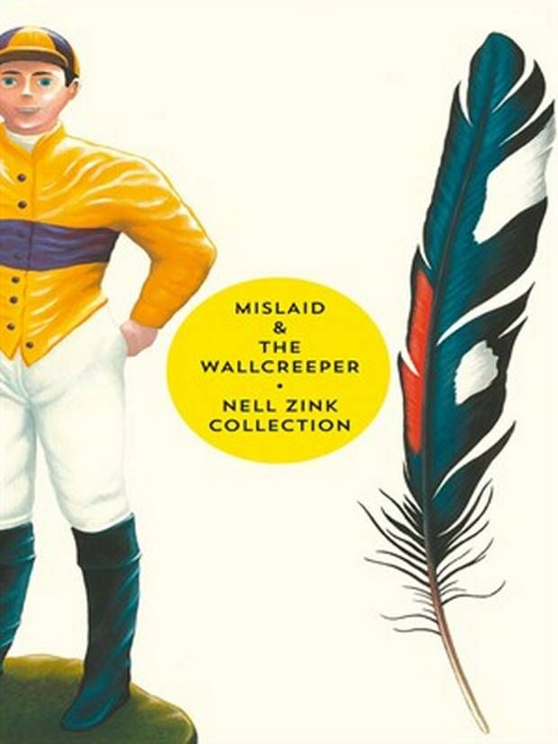 Wallcreeper by Nell Zink