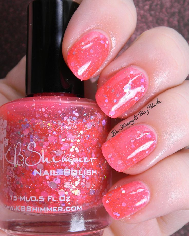 KBShimmer Belle of the Mall | Be Happy And Buy Polish