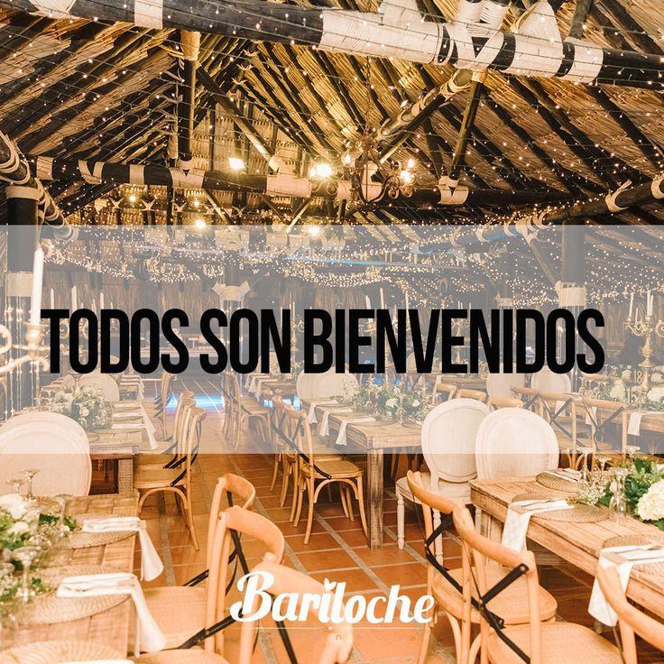 Puedes tener desde 30 hasta 300 invitados.   #EventosBariloche #ExperienciaBariloche #Bariloche #Bodas #Eventos #BodasCampestres #Wedding #WeddingPlaner #BodasColombia #EventosSociales #NoviasMedellín