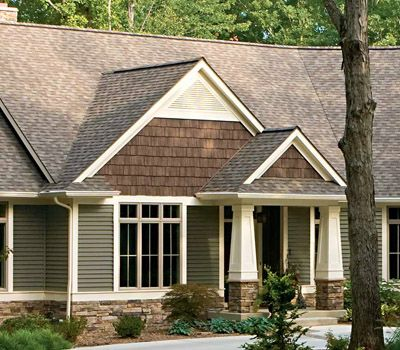Vinyls Exterior Colors And Google On Pinterest: vinyl siding that looks like stone