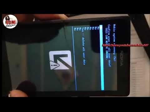 How to Hare Reset Nokia RM 980 | Nokia X Dual SIM (RM-980) Pattern