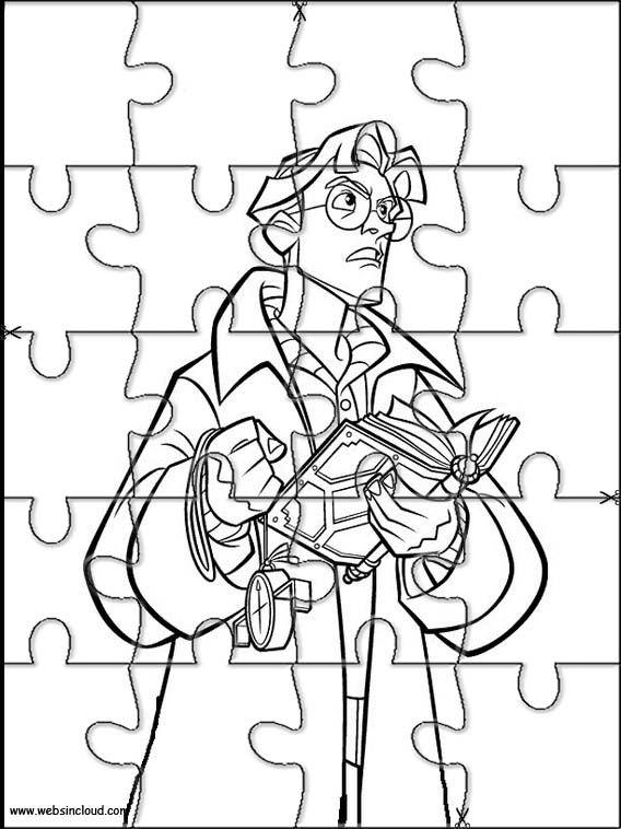 Puzzles Rompecabezas Recortables Para Imprimir Atlantis 21 Rompecabezas Para Imprimir Imprimir Sobres Recortables Para Imprimir