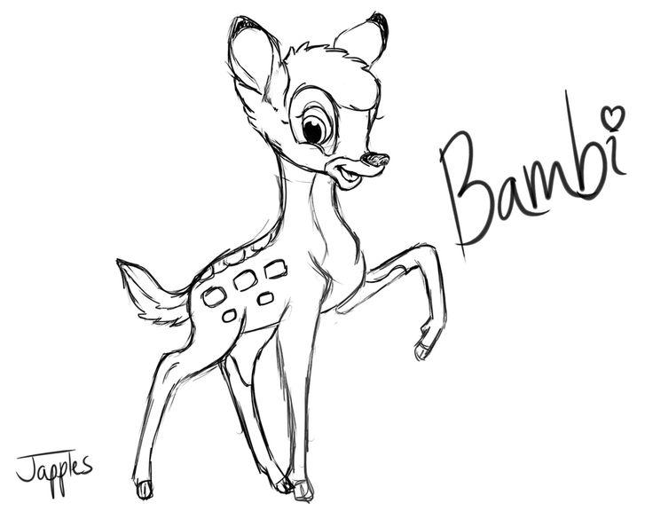Die besten 17 Bilder zu Bambi & Klopfer ♡ auf Pinterest | Disney ...