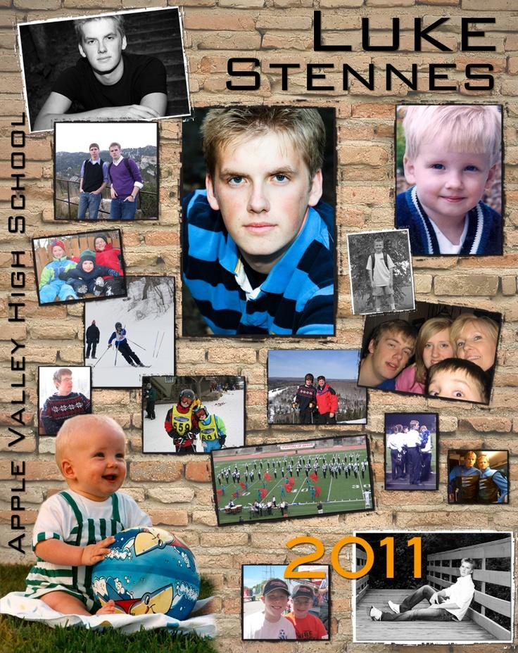 Senior Grad poster from RhineDesignorg 62 best