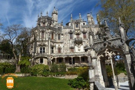 If you're going to visit Lisbon and surrounding area, then don't forget to explore the beautiful Quinta da Regaleira.
