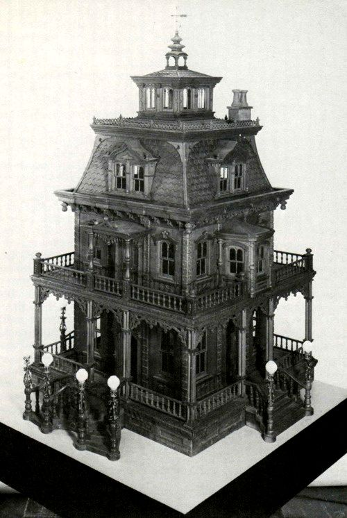 haunted dollhouse s scary and cute at he same time