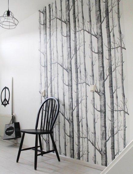 139 beste afbeeldingen van hal rondleidingen in huis Hallway wallpaper inspiration