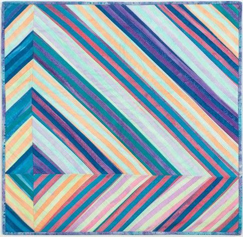 Series of Stripes Free Pattern: Robert Kaufman Fabric Company
