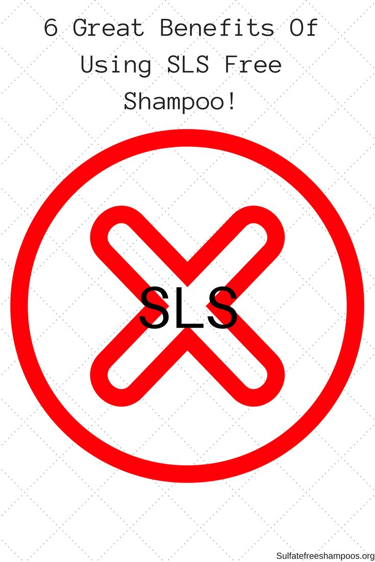 SLS free shampoo is a great alternative to a regular shampoo. Here are 6 great benefits of using a chemical free shampoo.