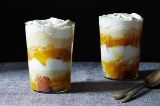 Mango-Lime Trifle with Brown Butter Cake Recipe on Food52 recipe on Food52