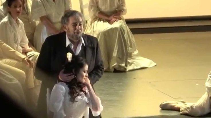 Placido Domingo - Ay mi morena. Luisa Fernanda. Valencia 18.12.2014