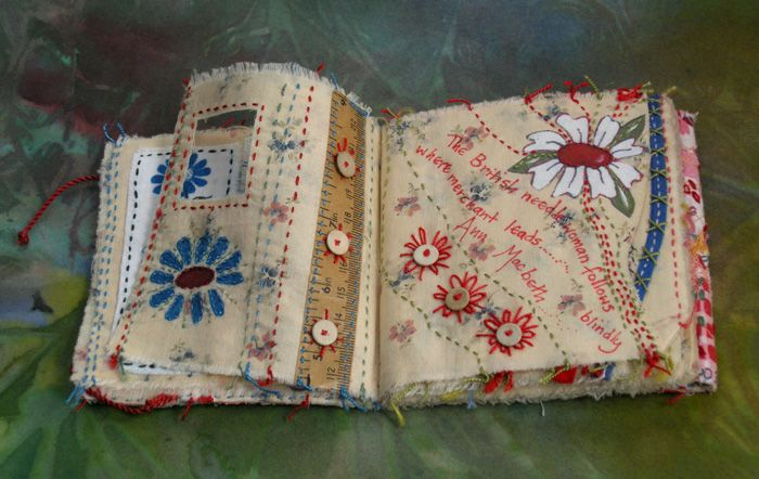 Frances Pickering - Textile Artist