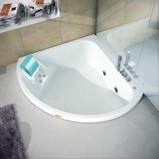 Oltre 25 fantastiche idee su vasca di idromassaggio su - Bordo vasca da bagno ...