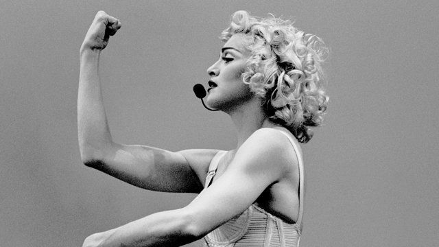 Blond Ambition: Universal Plans Madonna Biopic   Universal Pictures has plans to develop Blond Ambition a Madonna biopic  With the massive box office success of F. Gary Grays NWA biopic Straight Outta Compton its no surprise that Universal Pictures would be looking at developing another feature film based on a major name in the music industry. The Hollywood Reportertoday brings word that the studio has secured the rights toBlond Ambition a Madonna biopic script from newcomerElyse Hollander…
