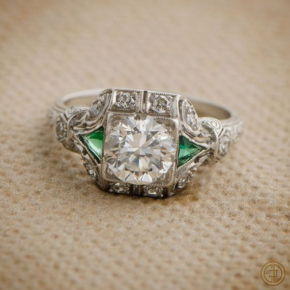 Hey, I found this really awesome Etsy listing at https://www.etsy.com/listing/200709726/diamond-engagement-ring-with-diamonds-on