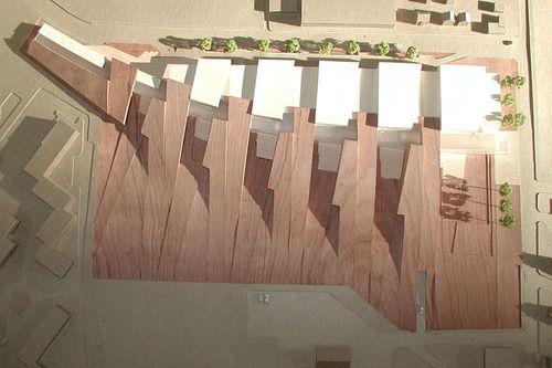 Peter Eisenman | Instituto Perth Amboy | Concurso no construido | 2003