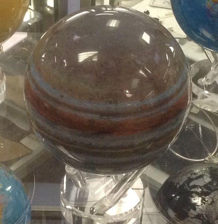 *NEW!* We now have the amazing and beautiful Jupiter Mova spinning globe in stock! #Jupiter #Mova #MovaGlobe #globe #SpinningGlobe #solar #planets #SolarSystem #unique #beautiful #eyecatching #hypnotic #fascinating #art #ArtMeetsScience #scientific #ScienceMeetsArt #ExecutiveGift #CorporateGift #BusinessGift #GiftForEmployee #GiftForEmployer #GiftForAssociate #GiftForBoss #GiftForAssistant #UniqueGift #highend