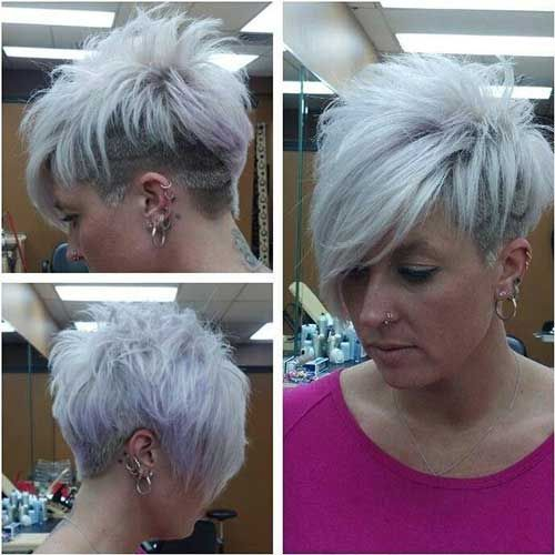Short Funky Hairstyles New 12 Best Haircuts 2016 Images On Pinterest  Hairstyle Ideas Hair