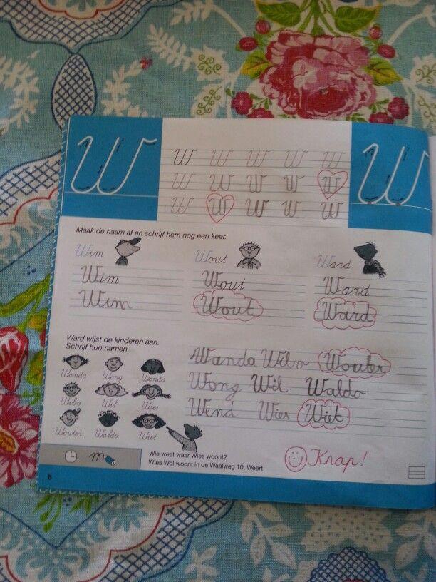 Positief verbeteren. Hartje: op die letters ben ik verliefd. Wolkje: van die woorden loop ik op wolkjes. Prachtige tip van een collega...