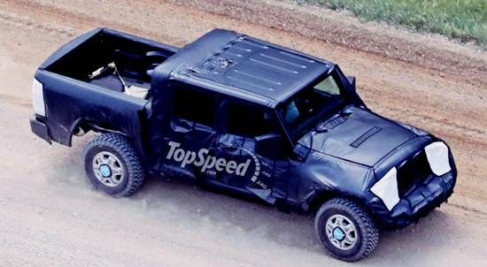 2018 Jeep Wrangler Pickup Specs - Certainly you have actually heard the news that Jeep head-honcho Mike Manley validated a pickup variation