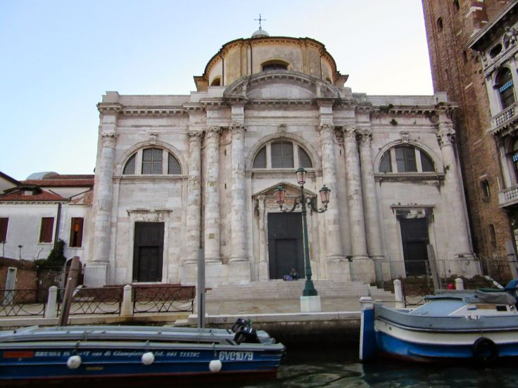 The Church of San Geremia http://destinationfiction.blogspot.ca/2014/10/dan-browns-inferno-more-venice-in-photos.html