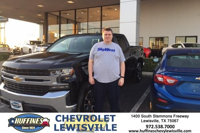 Congratulations Greg On Your Chevrolet Silverado 1500 From Scott Spiegel At Huffines Chevrolet Lewisville Huffineschevroletlewi Chevrolet Chevrolet Dealership New Chevy