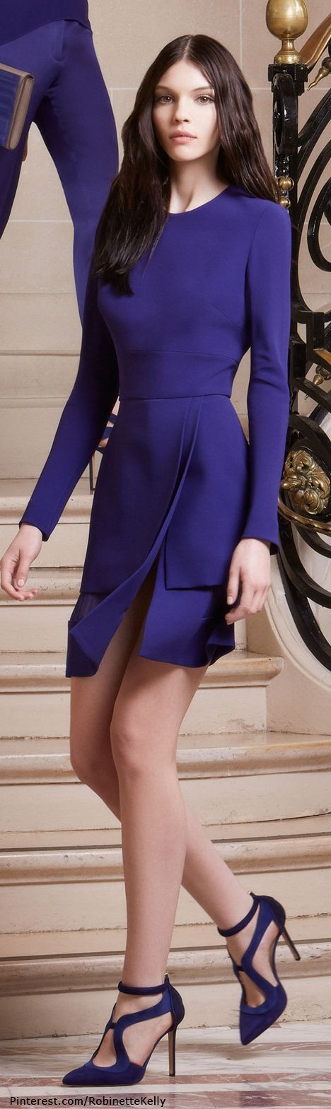 Elie Saab | vestido e sapato
