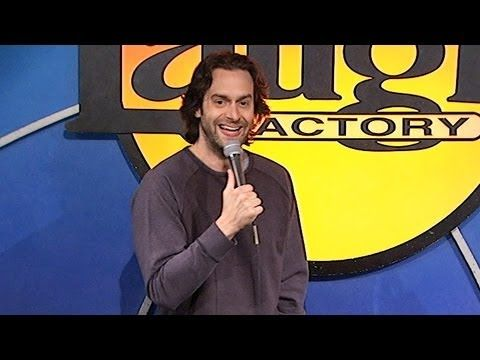 Chris DElia. Started from the bottom then I went a little higher. Hilarious.