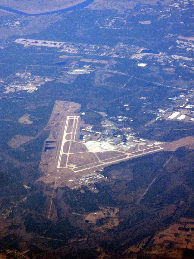Jacksonville International Airport (JAX), Jacksonville, FL, USA.