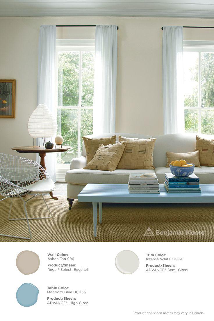 101 best Paint Colors! images on Pinterest | Paint colours, Wall ...