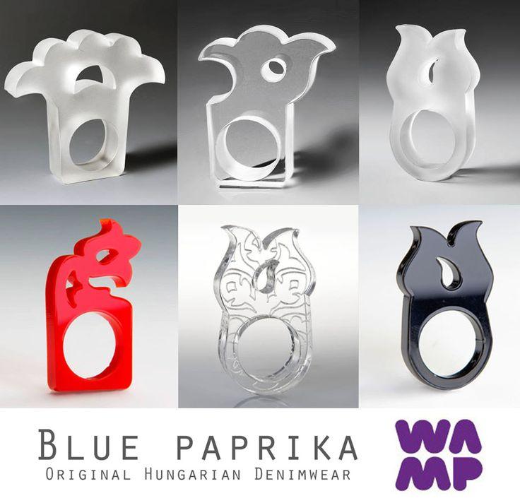 Blue paprika a WAMP design vásáron