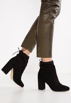 Miss KG - SWAN - Korte laarzen - black
