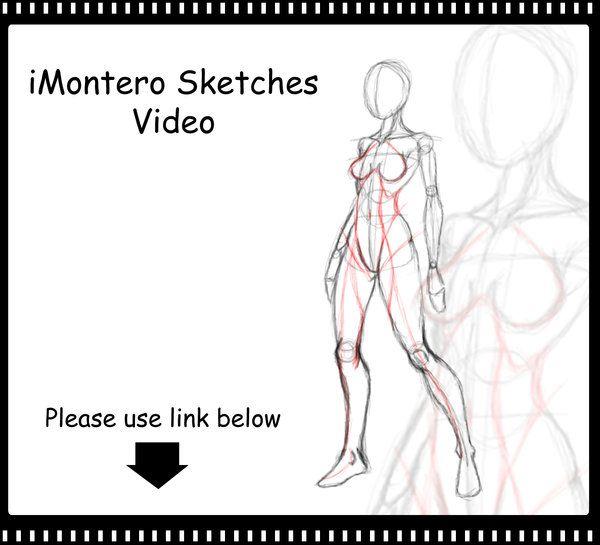 iMontero Sketches Video 1 by iMontero on DeviantArt
