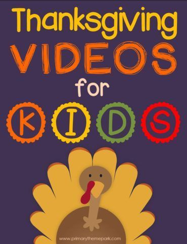 Spice up your study of the Pilgrims with this collection of Thanksgiving videos for kids on YouTube. Includes ideas and activities to go with them. #thanksgivingactivities #thanksgivingideas