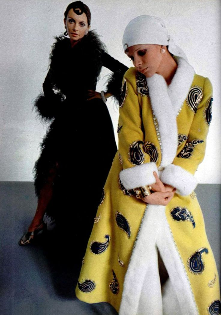 L'Officiel magazine 1969
