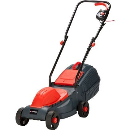 Sovereign 1000W Electric Rotary Lawn Mower - 31cm