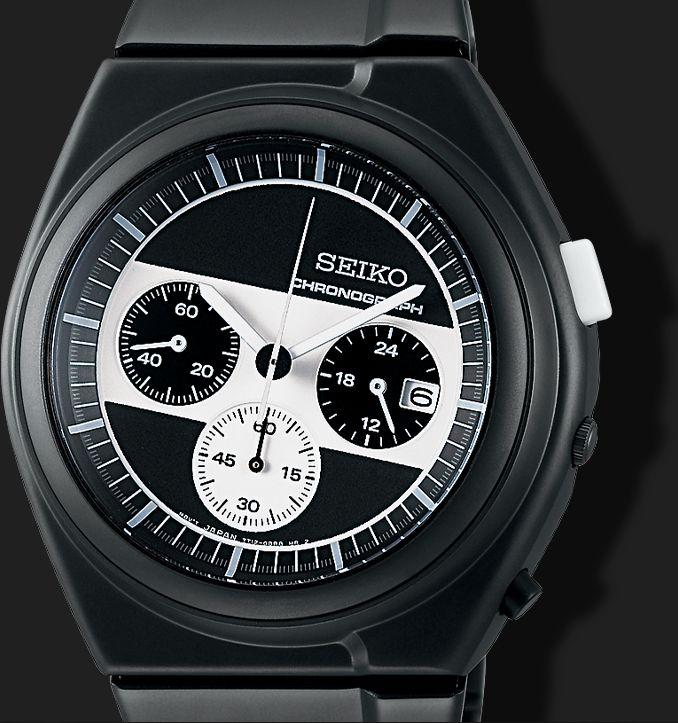 SEIKOとWhite Mountaineeringがコラボレーションした時計ジウジアーロ・デザインのドライバーズクロノグラフにホワイトマウンテニアリングのデザインと実用性を融合