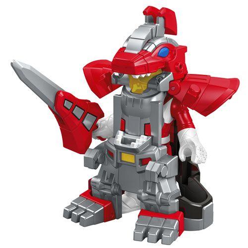 IMAGINEXT® POWER RANGERS™ Battle Armor Red Ranger - Shop Imaginext Kids' Toys…