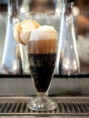 Classic Soda Fountain Recipes - Brooklyn Farmacy and Soda Fountain - Country Living