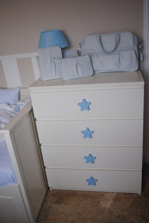 M s de 25 ideas incre bles sobre comoda para bebe solo en - Dormitorio malm ikea ...