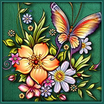 Thumb85463 Moonbeam a Petal Wings (100 pieces)