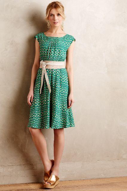 Evaline Dress - anthropologie.com #anthroregistry