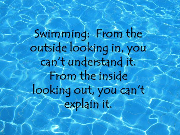 Swim Quote Quotes Pinterest App Swim And We