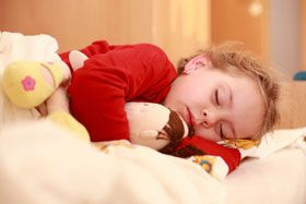 How much sleep do you lose in a month?  Parents will lose an average of 16 nights of sleep, per month, in the first three years of their child's life, a survey has found.