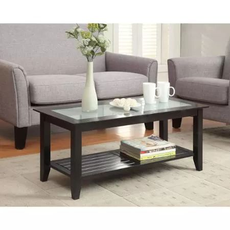 Convenience Concepts Carmel Coffee Table, Multiple Colors